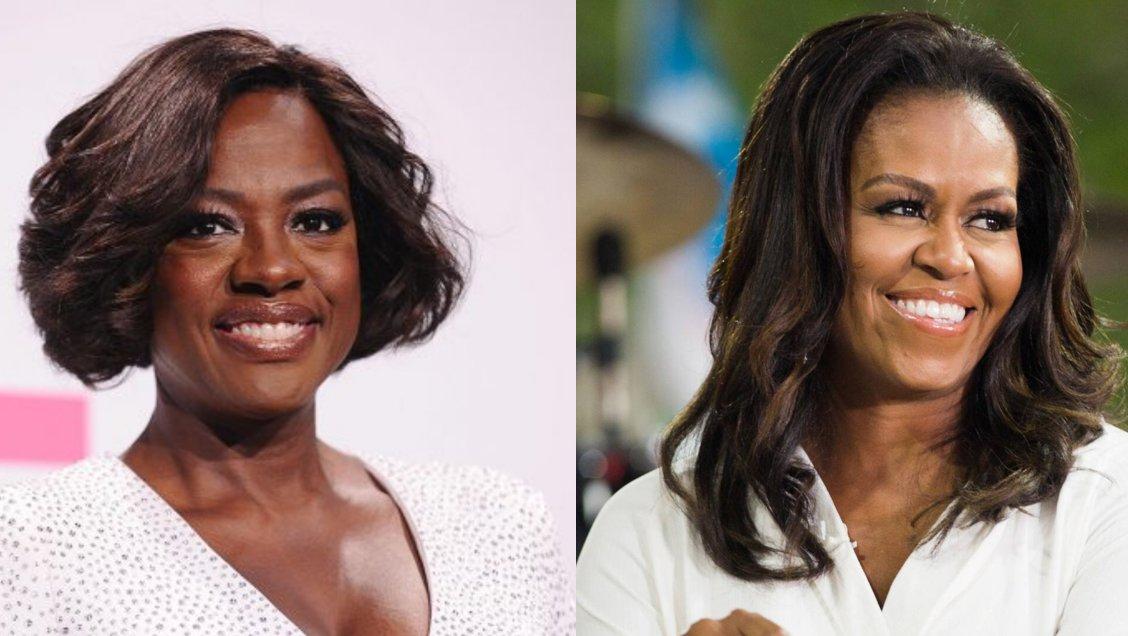 De abogada a Primera Dama, Viola Davis interpretará a Michelle Obama