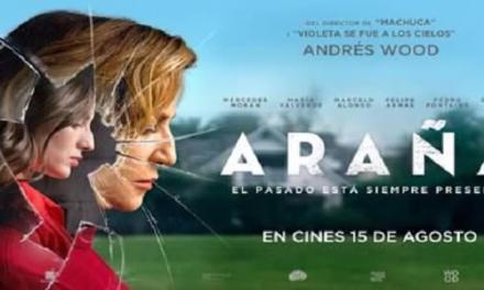 """""""Araña"""" de Andrés Wood representará a Chile en los premios Oscar y Goya"""