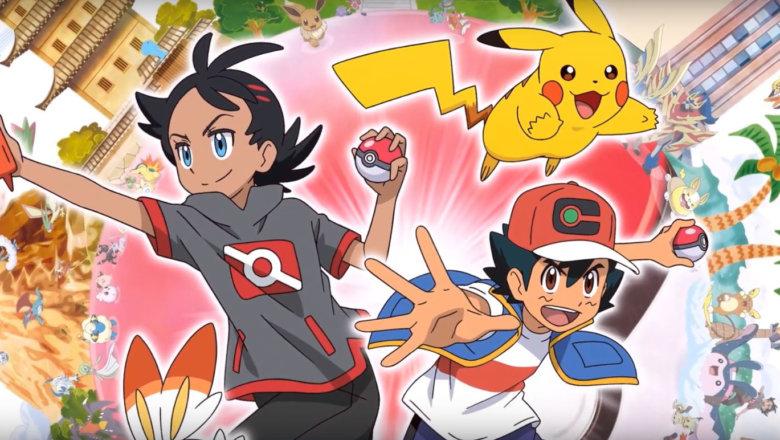 ¡De vuelta al viaje! El tráiler de la nueva temporada de Pokémon