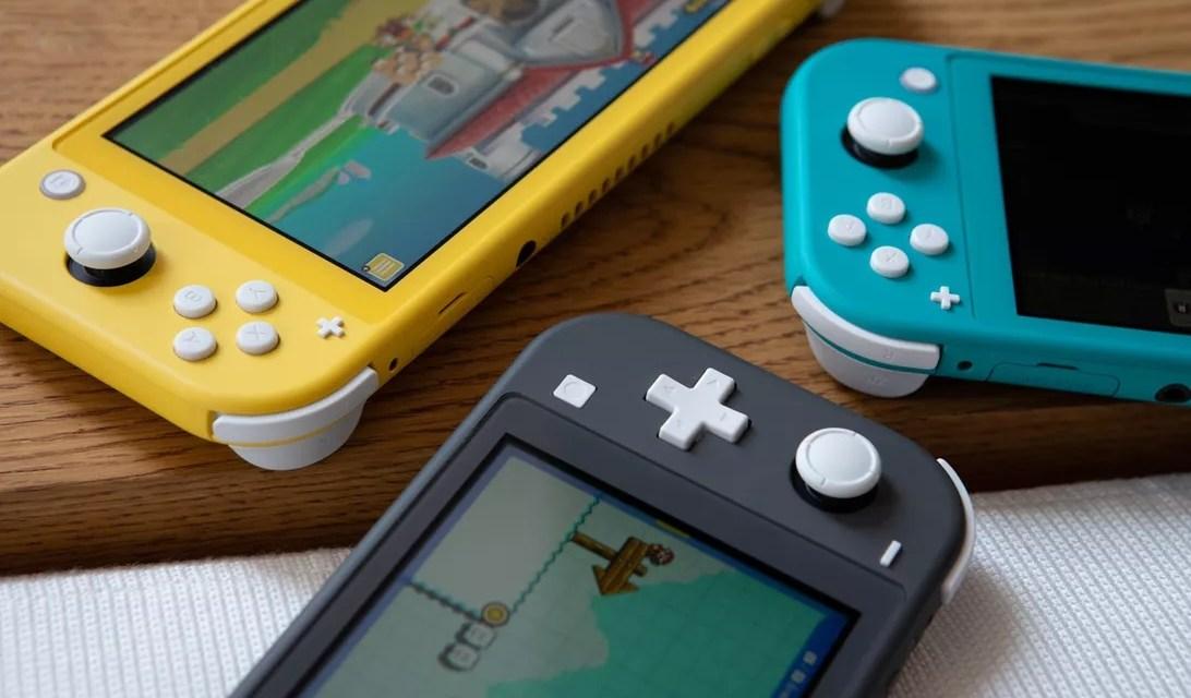 Nintendo Switch Lite y The legend of Zelda: Link's Awakening ya están disponibles
