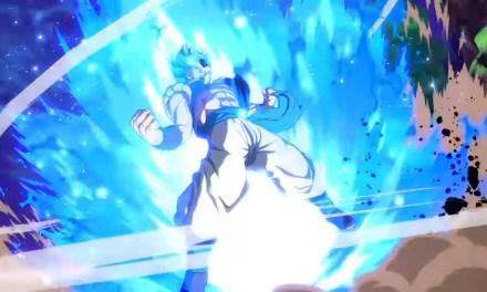 ¡FU-SIÓN! El primer acercamiento al Gogeta SSGSS en Dragon Ball Fighter Z