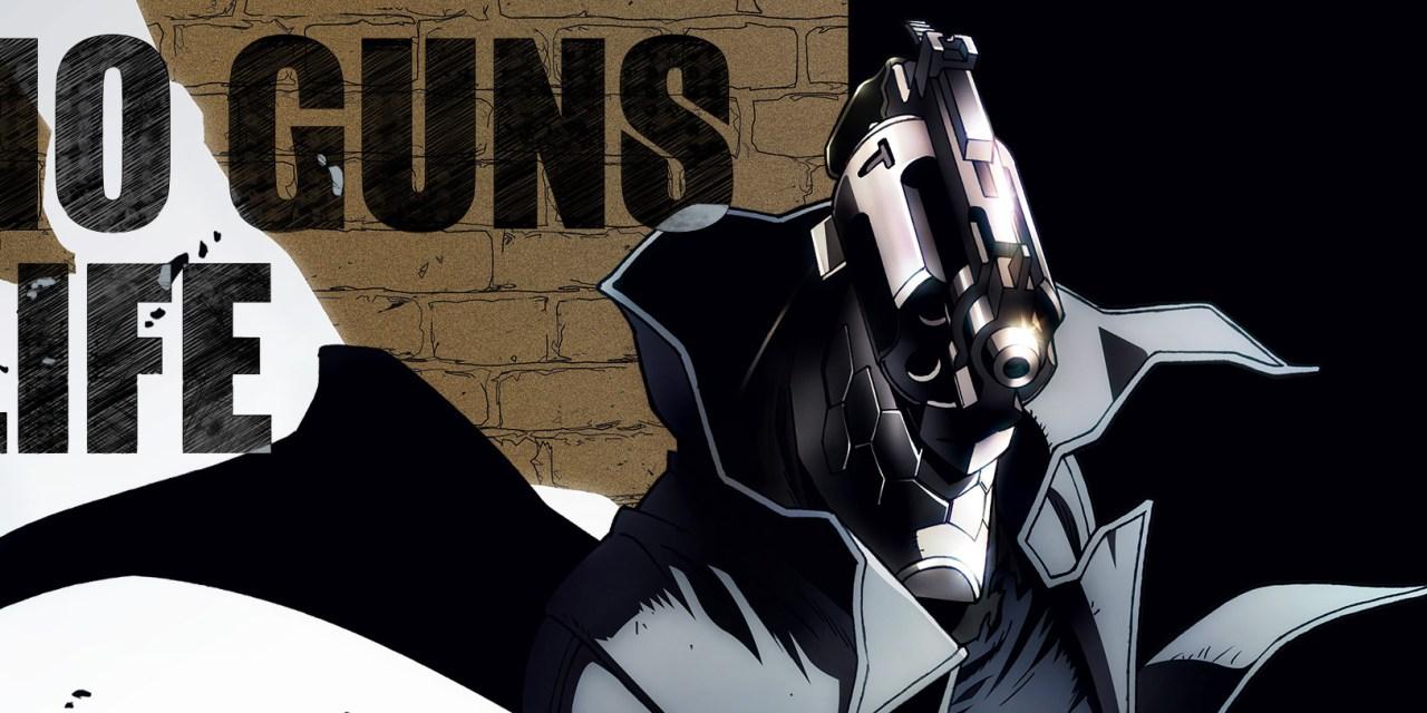 Lo nuevo del estudio MADHOUSE, No Guns Life ya estrena su primer tráiler