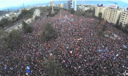 Los Amados Artistas que apoyan a Chile