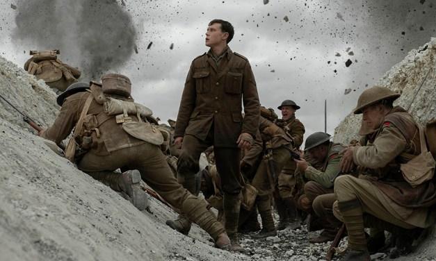 1917: lo que se viene sobre cine bélico para el próximo año