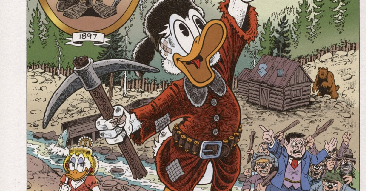 [Ducktales] Scrooge McDuck 04