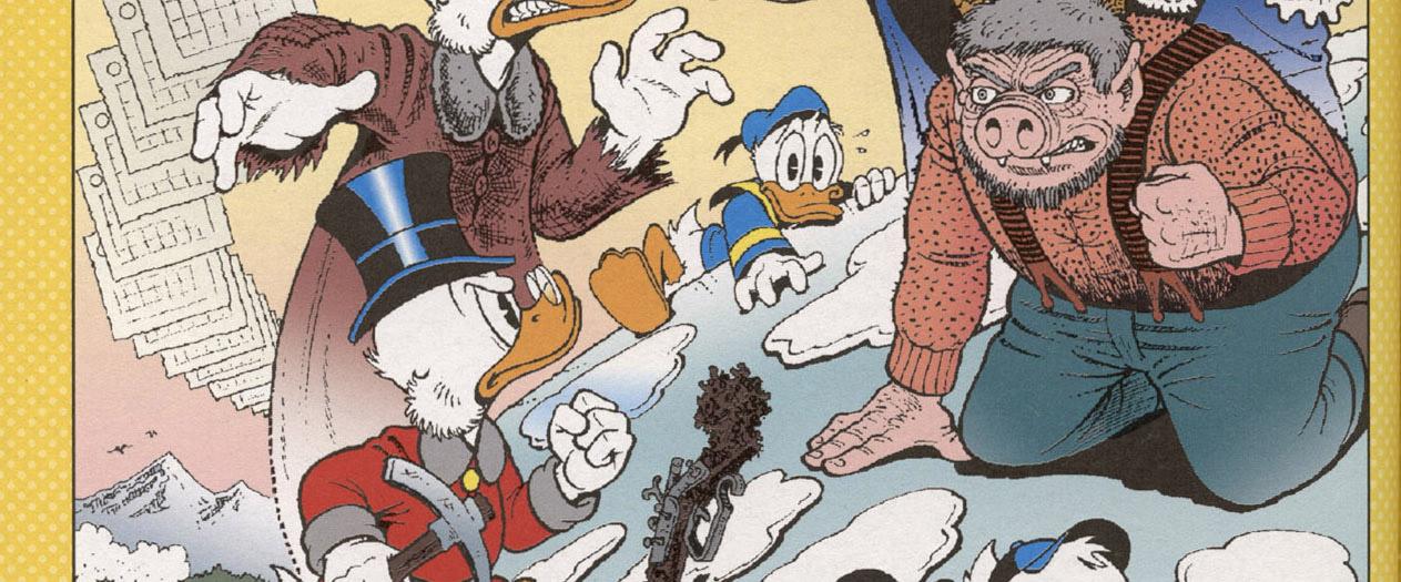 [Ducktales] Scrooge McDuck 05