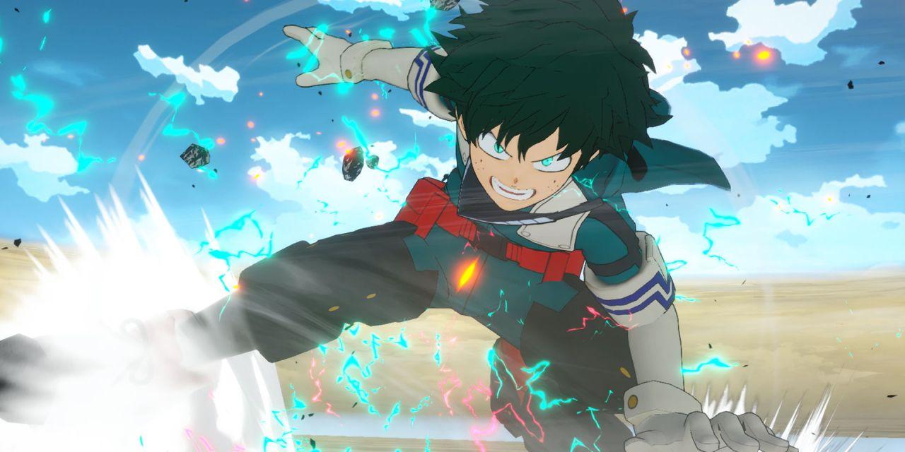 Nuevo videojuego de My Hero Academia: My Hero One's Justice 2