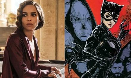 ¡Del mundo mágico a Gotham! Zoë Kravitz es elegida para ser Catwoman