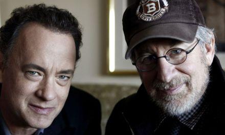 Apple TV recluta a Steven Spielberg y Tom Hanks para nuevo proyecto