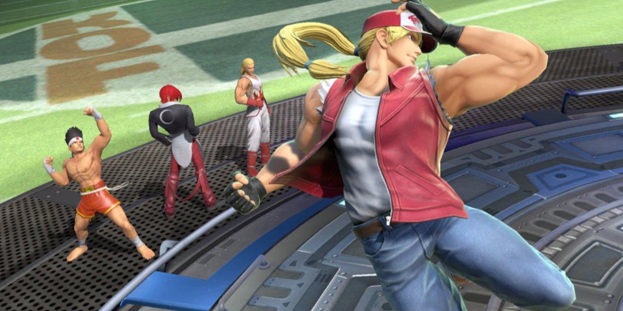 ¡Terry Bogard llega a Super Smash Bros. Ultimate!