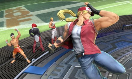 ¡Terry Bogard llega a Super Smash Bros. Ultimate!