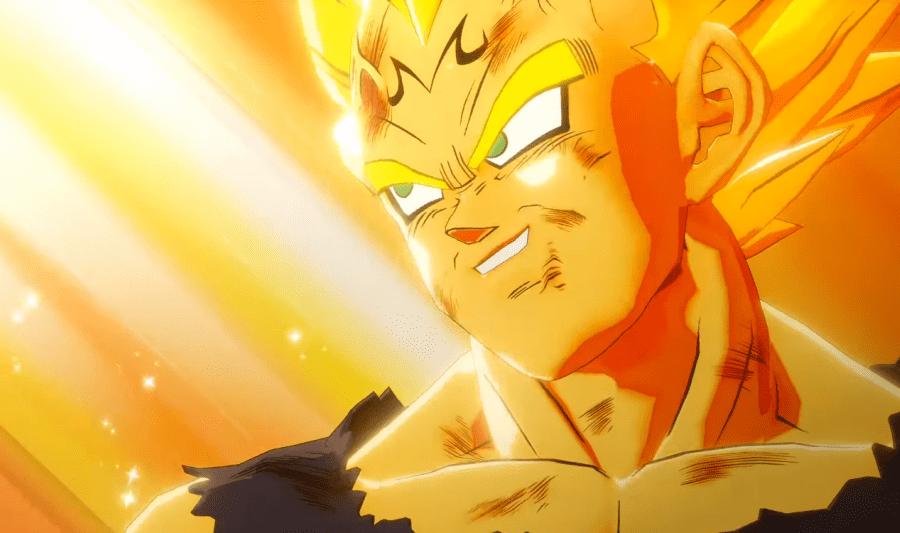 Vegeta, Gotenks y Boo son los protagonistas del nuevo tráiler de Dragon Ball Z Kakarot