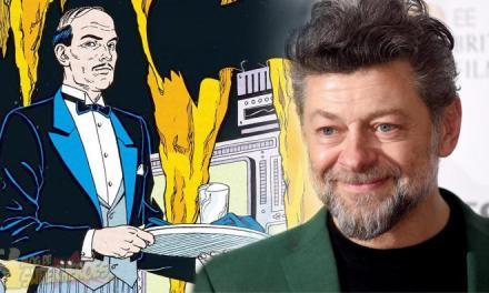 Matt Reeves confirma a Andy Serkis como Alfred