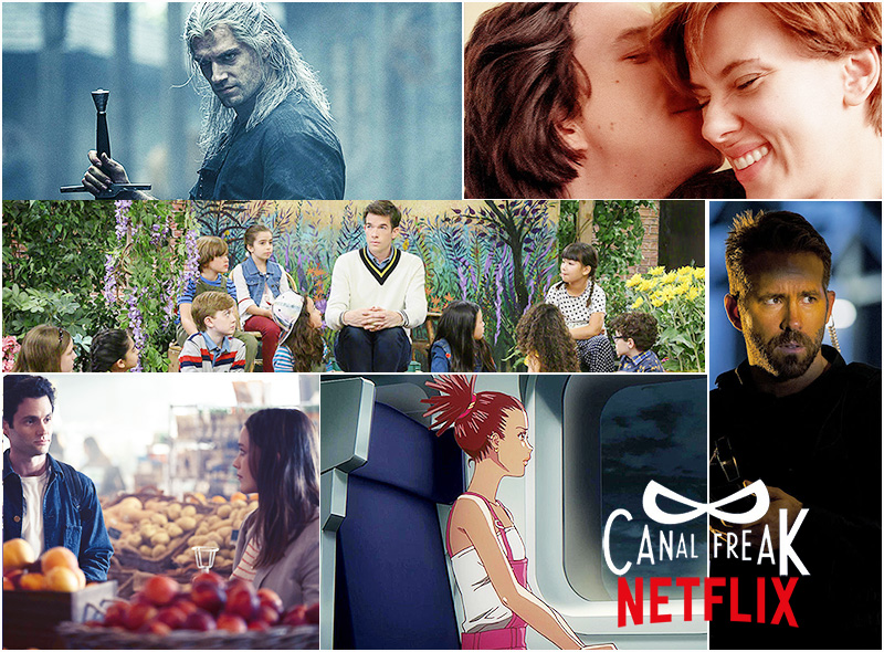 Las novedades de Netflix en diciembre