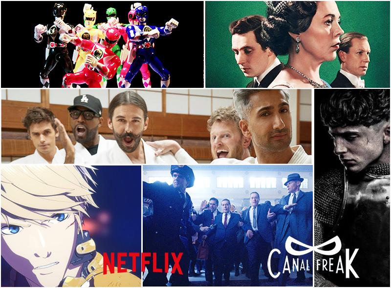 Lo que se viene para noviembre en Netflix