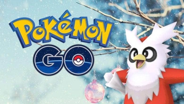 Lo que sabemos del evento navideño de Pokémon Go