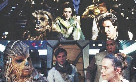 Los Skywalker significan familia: Una historia (de amor) con Star Wars