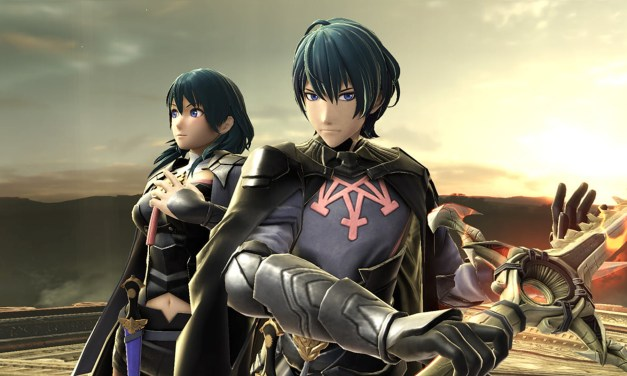 ¡Byleth se une a la batalla en Super Smash Bros. Ultimate!