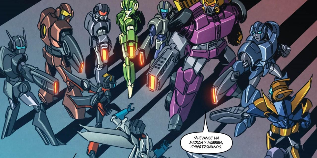 [Transformers] Windblade y las colonias 02