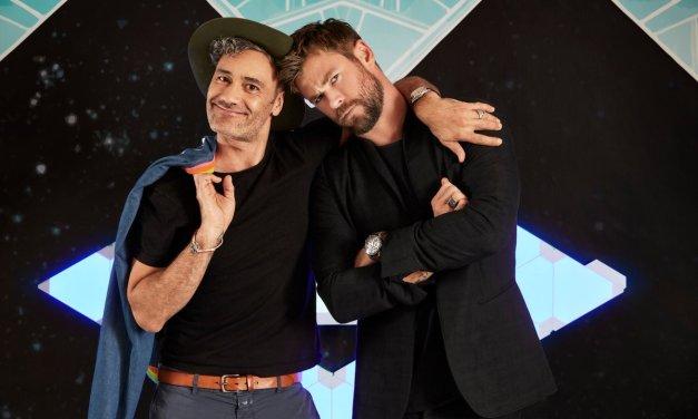 Ya hay inicio de las grabaciones para Thor: Love and Thunder