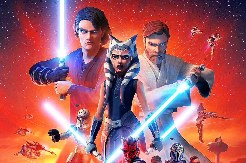 Ya tenemos sinopsis de los dos primeros episodios de The Clone Wars