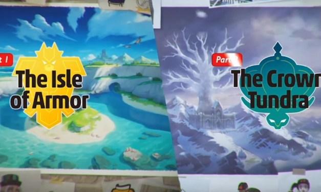 Pokémon Espada y Escudo anuncia su pase de expansión