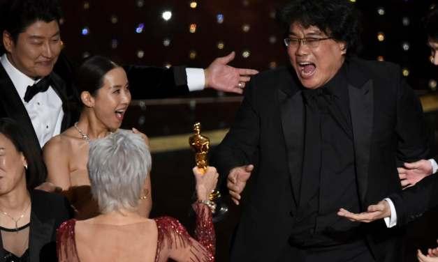 """Oscars 2020: """"Parasite"""" se corona como la gran ganadora de la noche"""