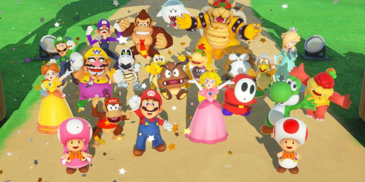 Enamórate con los juegos de Nintendo en San Valentín