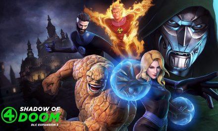 ¡¡Llamas a mí! Los cuatro fantásticos llegarán luego a Marvel Ultimate Alliance 3