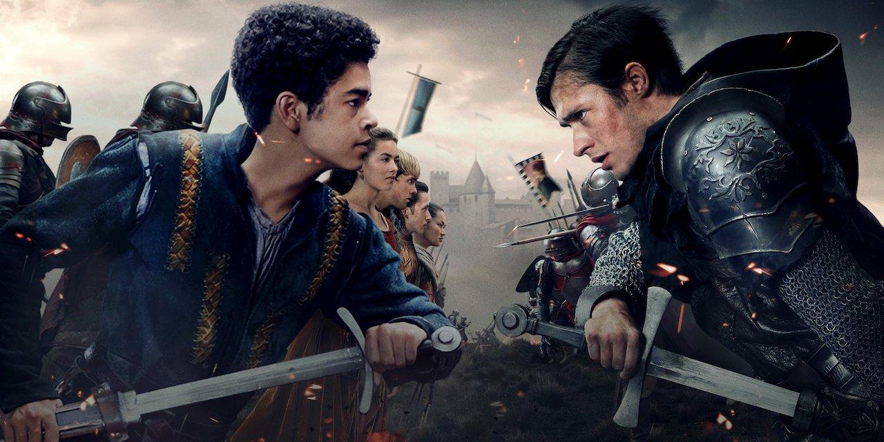 Conoce la nueva serie medieval de Netflix, A letter to the King