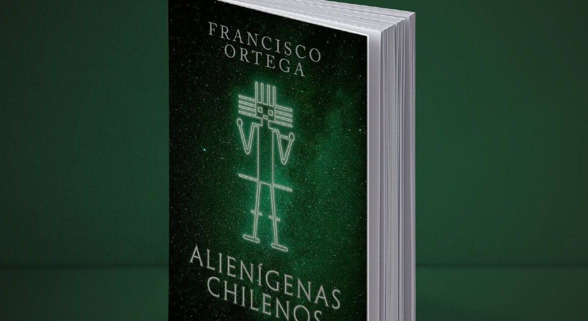 Francisco Ortega nos invita a conocer su nuevo libro, Alienígenas Chilenos