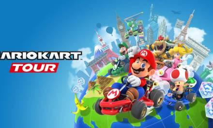 El modo multijugador llega a Mario Kart Tour