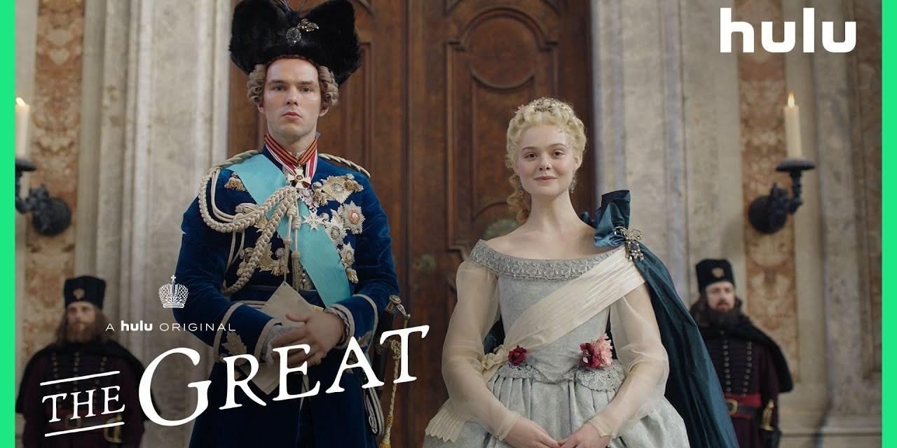 Elle Fanning y Nicholas Hoult llegarán a Hulu con 'The Great'