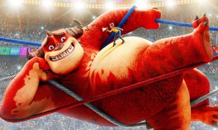 ¿Los Monstruos practican Lucha libre? Pongan play al tráiler de Monstermanía