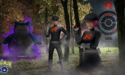 El Equipo Rocket está fortaleciendo a los pokémons oscuros en Pokémon GO