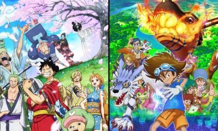 El COVID también afectó al animé: One Piece y Digimon pausan sus transmisiones
