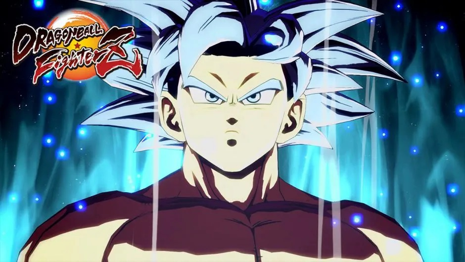 Goku Ultra Instinto llegará a Dragon Ball FighterZ a finales de mayo