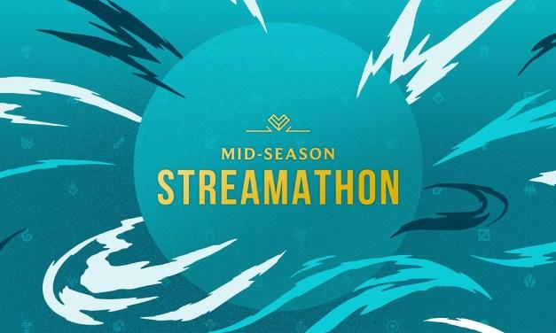 Riot Games realizará Streamathon en beneficio a la lucha contra el COVID-19