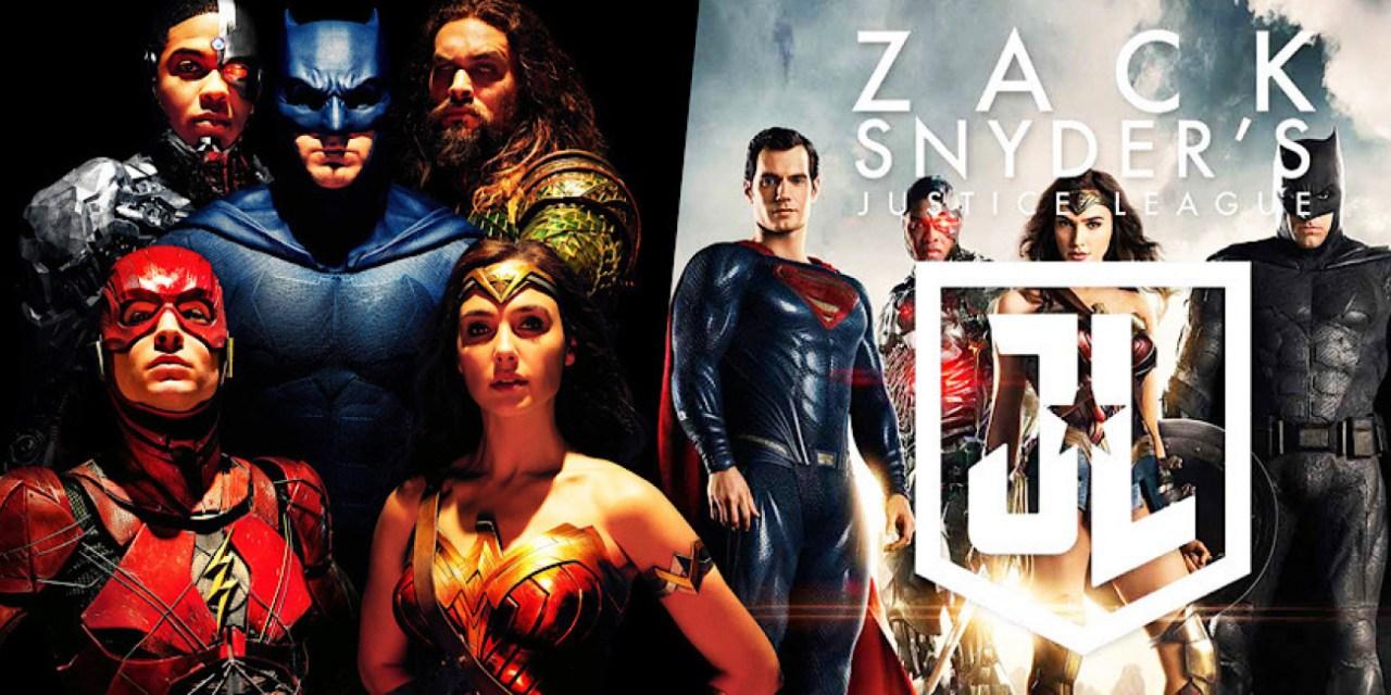 """El viaje del """"Snyder Cut""""."""