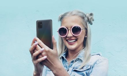 Galaxy A51 es el Android más vendido del mundo