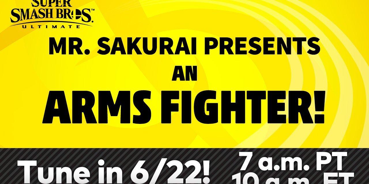 Nintendo prepara el anuncio del próximo integrante de Super Smash Bros. Ultimate