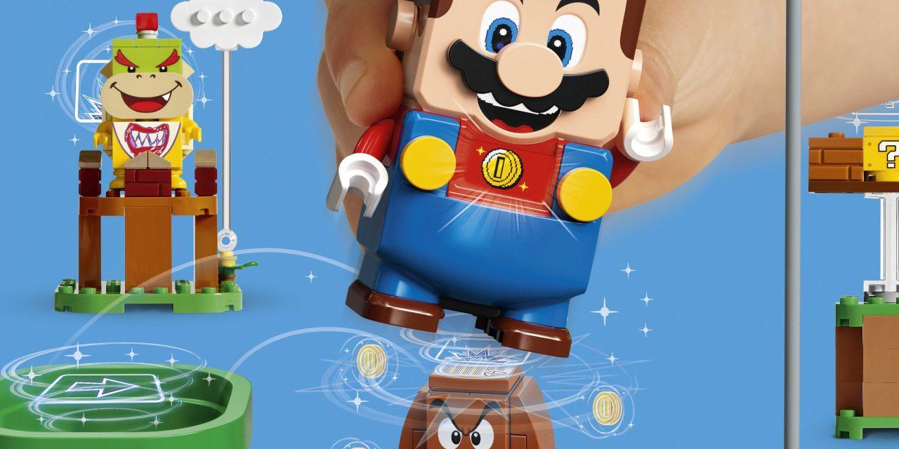 ¡Prepárate a la llegada de «LEGO Super Mario» con su preventa exclusiva!