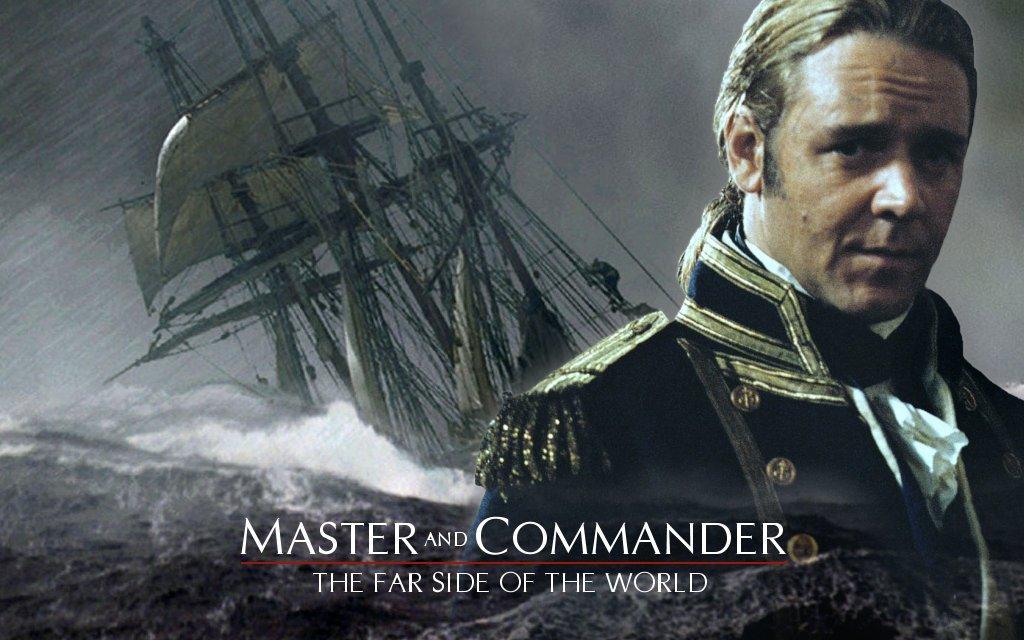 [Recomendación] «Capitán de Mar y Guerra: La Costa más Lejana del Mundo»