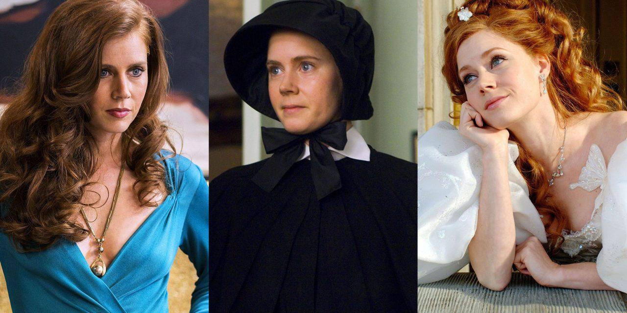 Amy Adams, la talentosa actriz que no ha ganado ningún Oscar