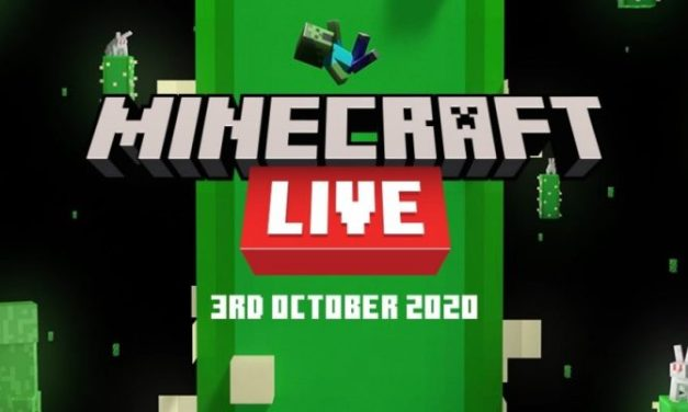 ¡Participa en Minecraft Live!