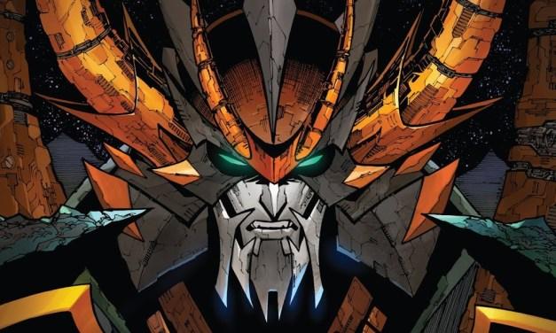 [Transformers] Unicron 02
