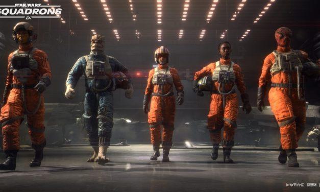 ¡Star Wars: Squadrons ya disponible!