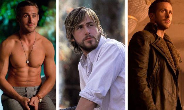 Las cuatro décadas de éxito de Ryan Gosling