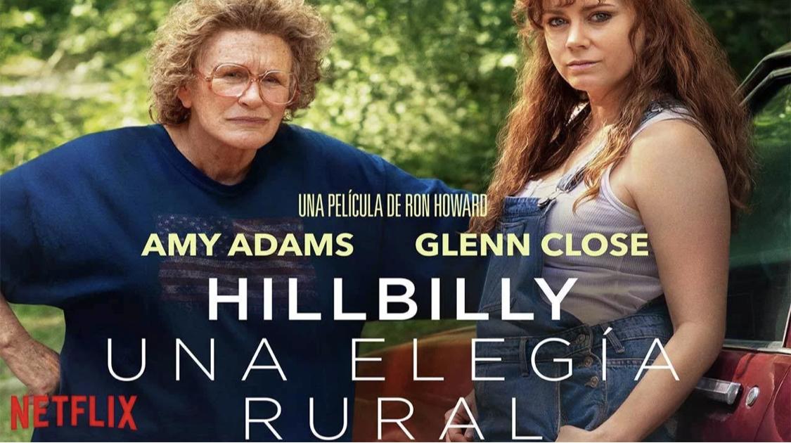 [Reseña] «Hillbilly, Una Elegía Rural»: Actuaciones y caracterizaciones soberbias