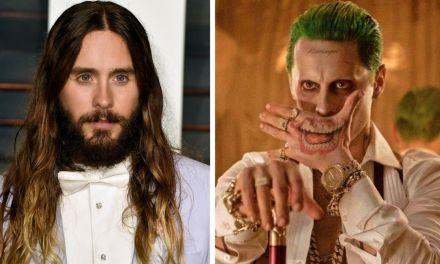 Zack Snyder revela la primera imagen del Joker de Jared Leto en su versión de Justice League